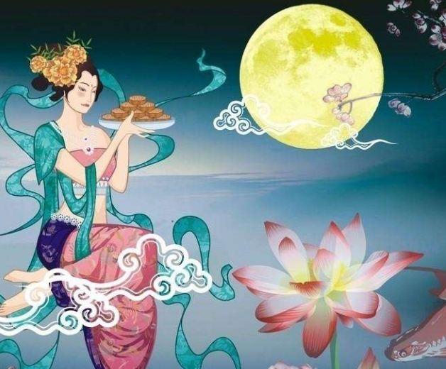 中秋节吃月饼都有哪些版本的传说