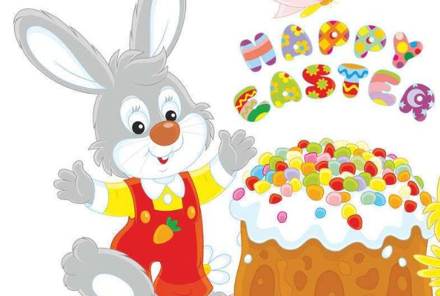 兔子简笔画大全带颜色