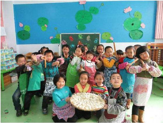 2017冬至幼儿园主题创意活动方案