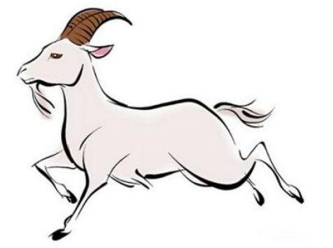 属羊的人2018年爱情运势:杯弓蛇影,同床异梦.