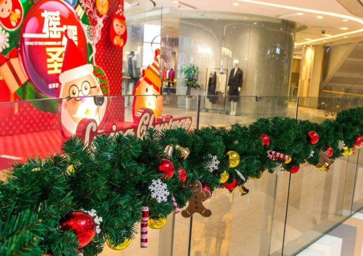 圣诞节装饰方案精选【三】-圣诞节的装饰物品有哪些图片